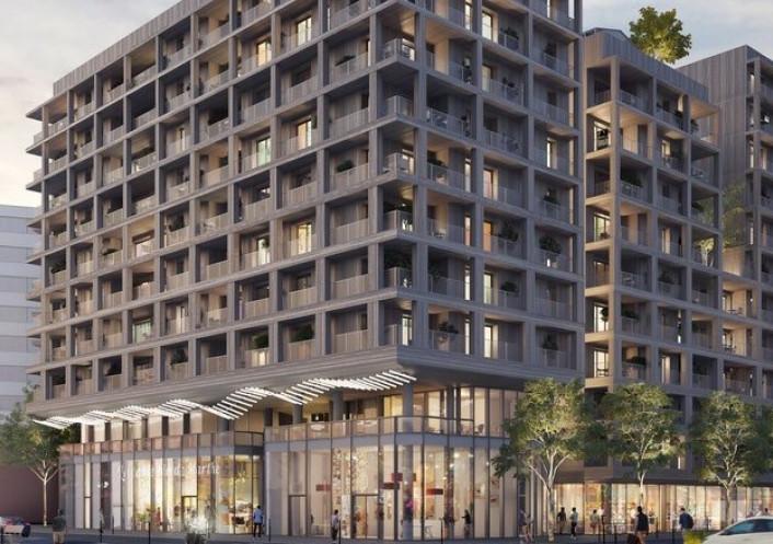 Programme neuf Paris 13eme Arrondissement Paris 7504248 Cj immobilier