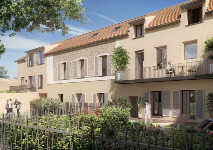 Programme neuf Massy Essonne 7504251 Cj immobilier