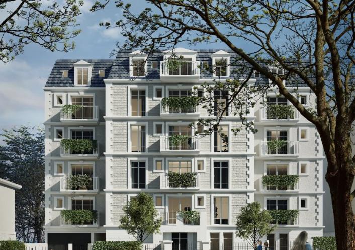 Programme neuf Gagny Seine Saint Denis 7504252 Cj immobilier